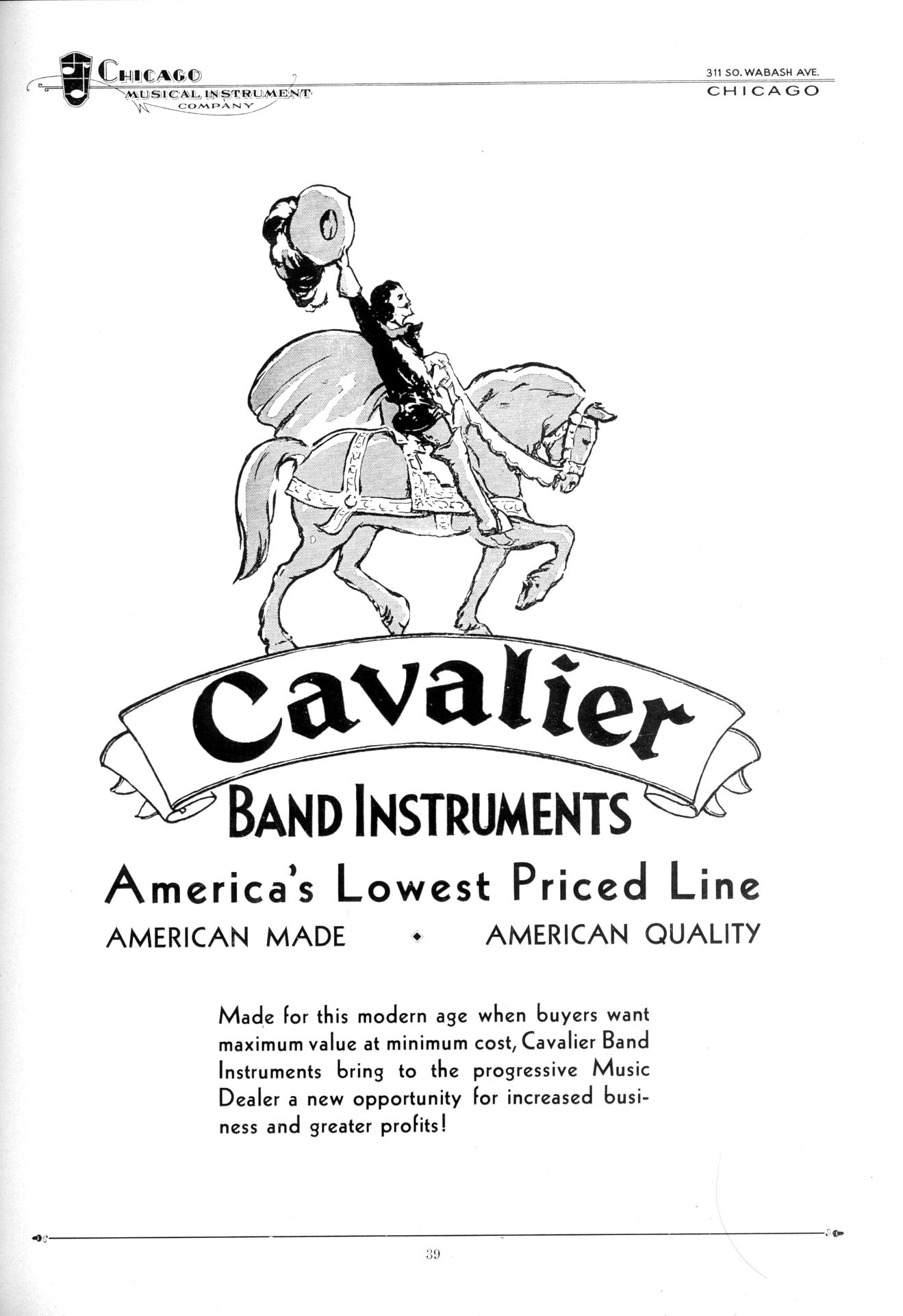 Cavalier Saxophones | The Bassic Sax Blog