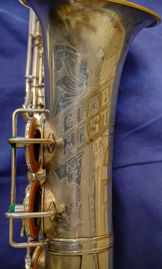 The Globemaster Luxus' Elusive Tuning | The Bassic Sax Blog