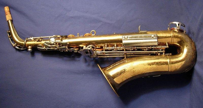 alto saxophone, Dörfler & Jörka