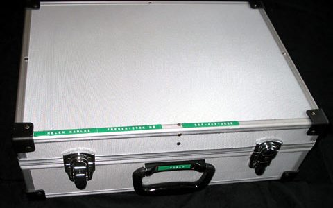 Curved Soprano Case