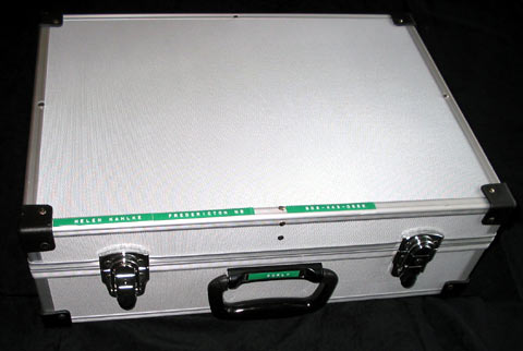 tool case, replacement curved soprano sax case