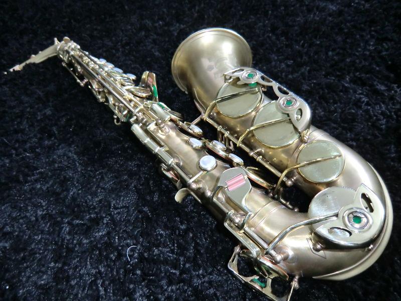 Julius Keilwerth, alto saxophone, Toneking Solo, vintage, German