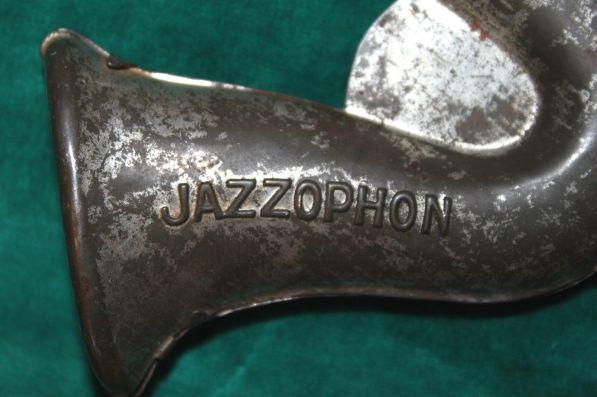 Jazzophon Stamping