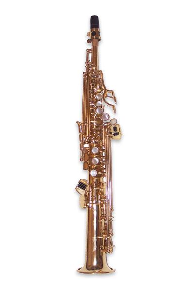sopranino saxophone, International Woodwinds,
