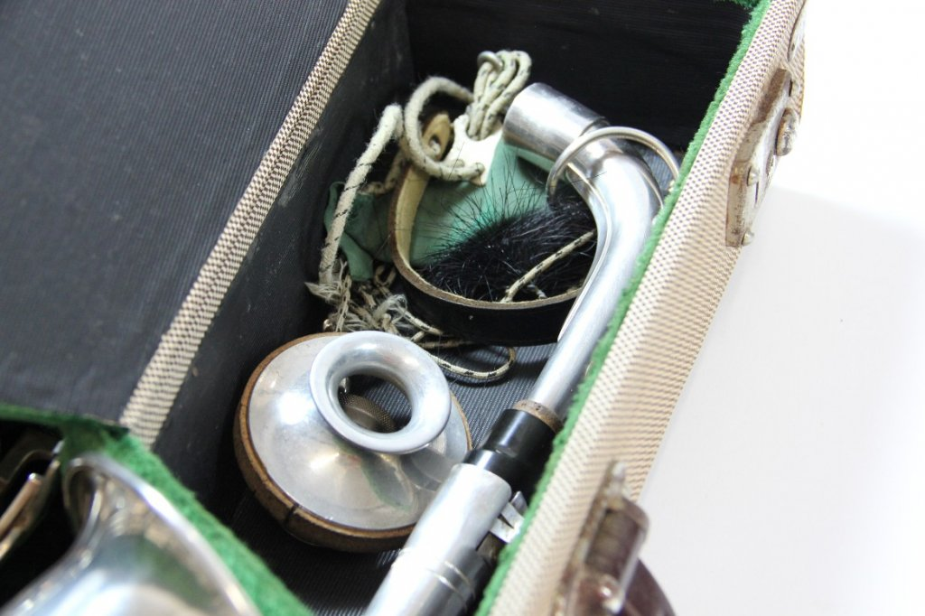 saxophone neck & accessories, Hohner President alto sax
