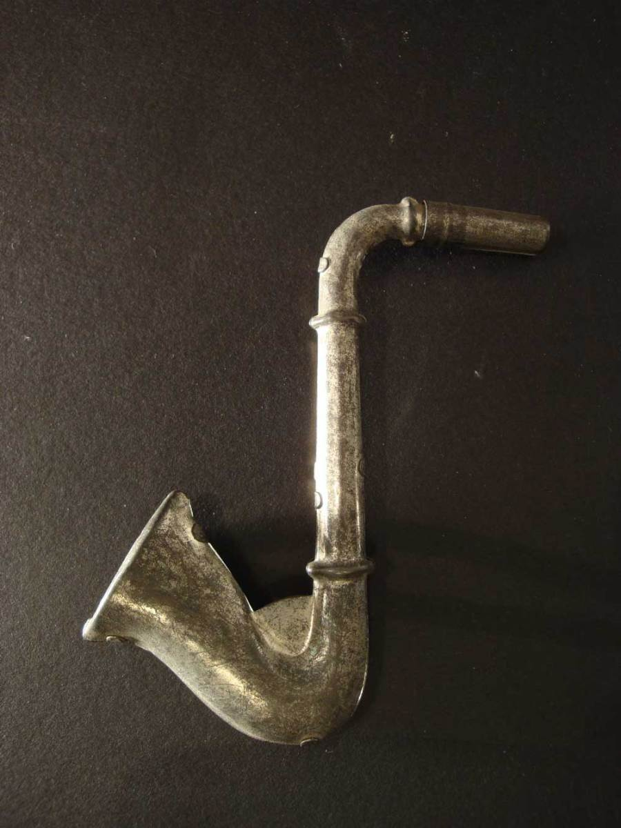 saxophone-shaped, 1940 New York World's Fair, souvenir, collectible,