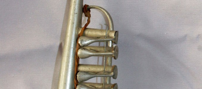 French Horn Inspired Toy Sax