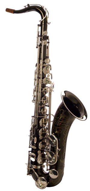 DG-501BN tenor sax, Dave Guardala tenor saxophone, B&S