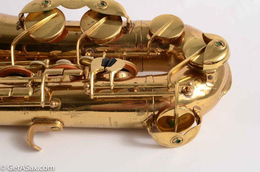 H. Couf, saxophone keys, tenor saxophone, vintage German saxophone, Keilwerth,