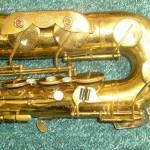 H. Couf, tenor sax, German saxophone, vintage sax, Keilwerth