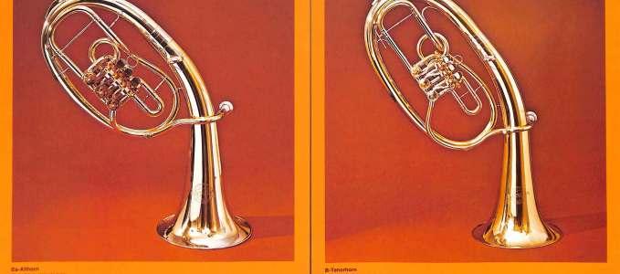 Eb Alto Horn 22 & Bb Tenor Horn 32