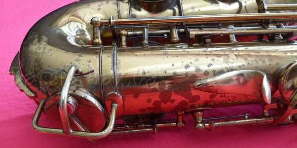 J.R. Lafleur & Son Varsity Alto Sax