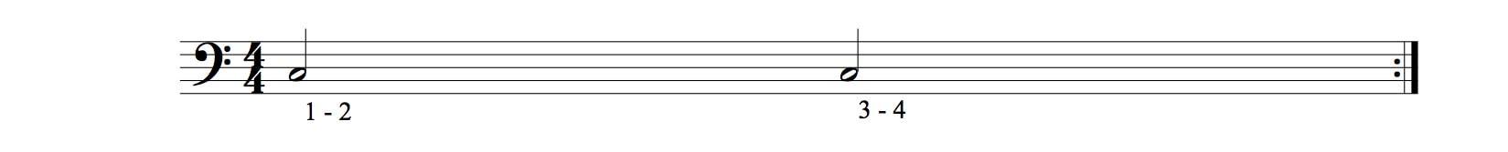valeurs rythmiques la blanche