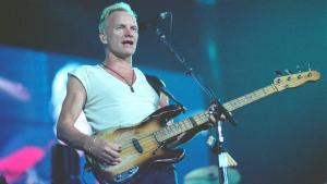 sting biographie bassiste philanthrope