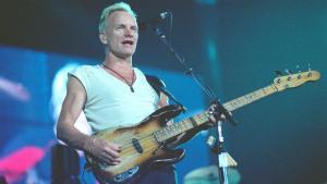 sting biographie bassiste philanthrope
