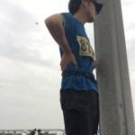 第一回荒川サマーマラソン大会で、走ってきました!