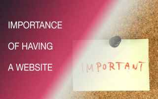 Importance of Having a Website