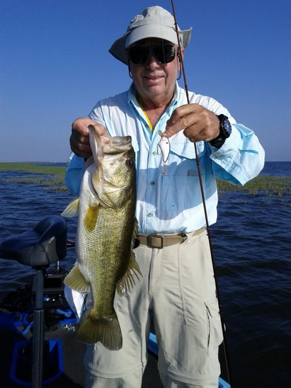 Lake okeechobee a top notch fishery lake okeechobee marina for Lake okeechobee fish camps