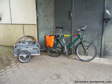 Mehrere Laufräder und Kleinkram