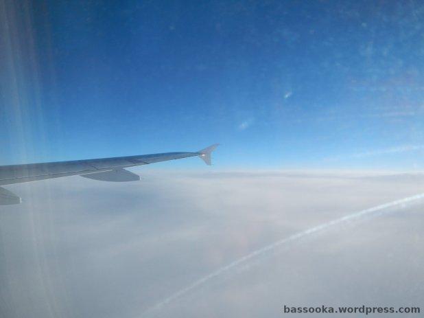 Weit oben, Richtung Schweiz