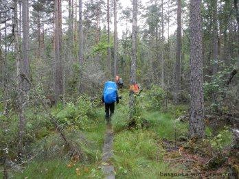 Wandern, Schweden