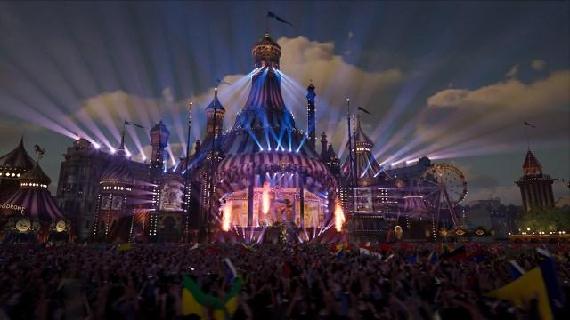 tomorrowland 2022