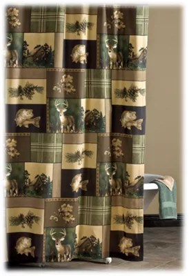 collection shower curtain bass pro shops