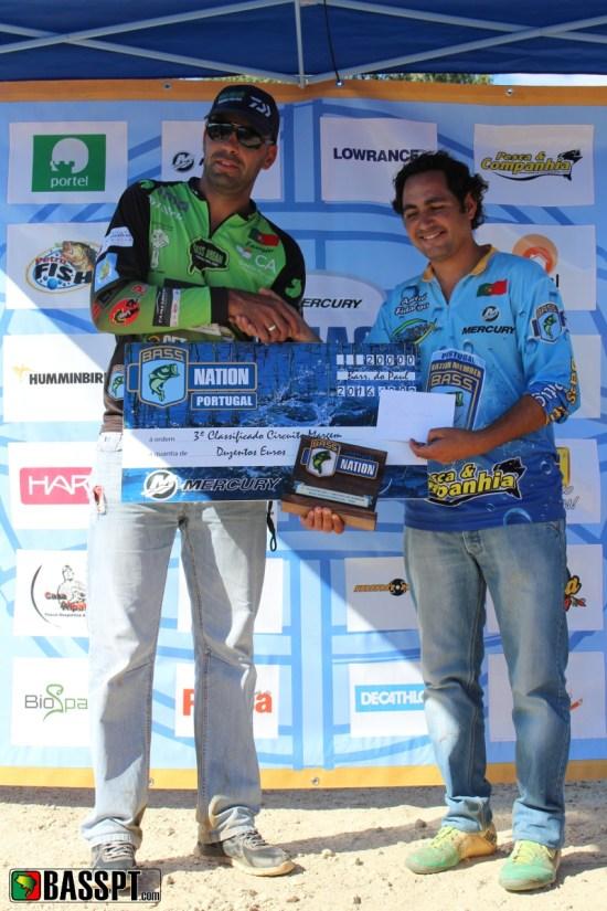 3º classificado do circuito de margem 2016 - Fausto Fernandes