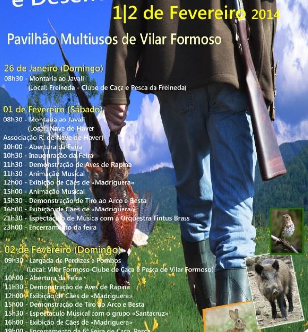 6ª Feira de caça, Pesca e Desenvolvimento Rural de Almeida