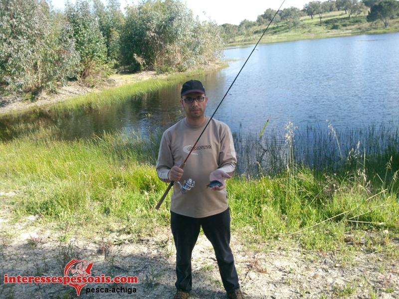 Razões para pescar outras espécies além de achigã
