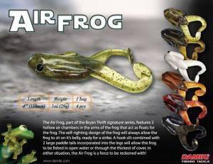 air frog damiki usa