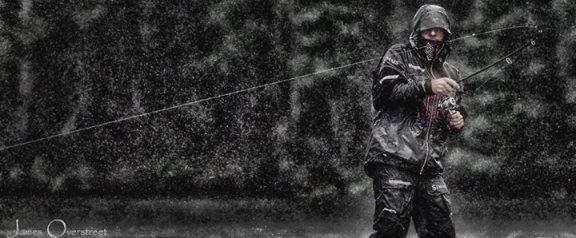 Pesca ao achigã no Inverno, by James Overstreet