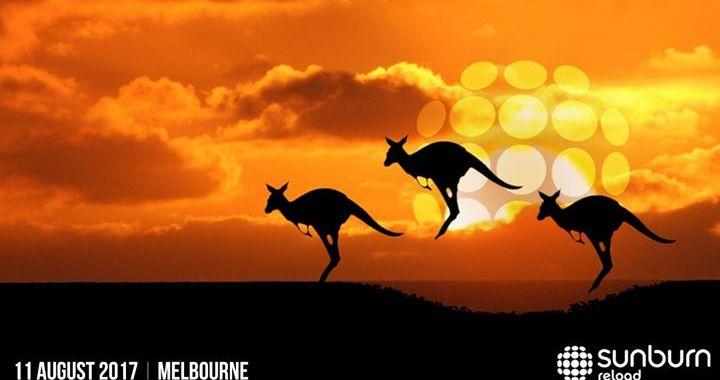 Sunburn Reload's Melbourne venue is huge beyond imagination!