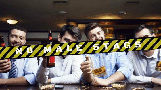 Reason behind nightclub denying male stag entries