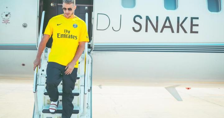 DJ Snake gifts his fan flights from India to Paris for his show