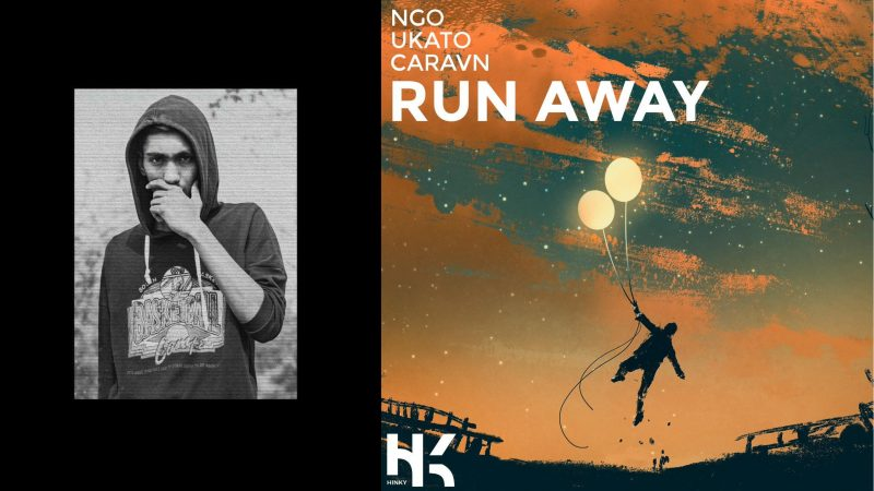 """Lose Yourself In The Emotions Of NGO And UKato's New Single """"Runaway"""""""