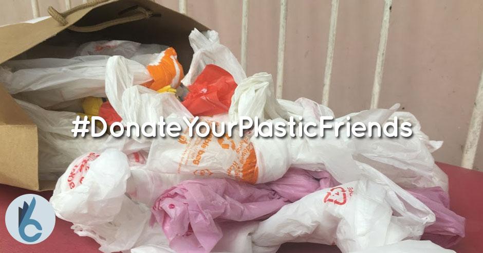 Luyo sa Viral nga #DonateYourPlasticFriends Campaign