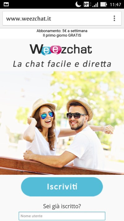 weezchat