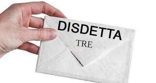 Disdetta TRE 2018: la Guida Definitiva con Modulo, Pec, Costi e Penali