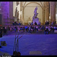#116: An English Busker in Florence