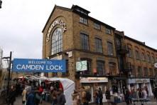 Ingresso di Camden Lock