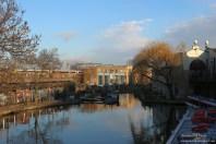 Bello scorcio a Camden Town