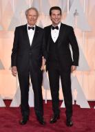 Clint Eastwood e Bradley Cooper. 100% eleganza. 100% talento.