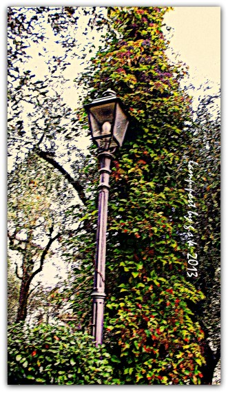 HDR Lampost