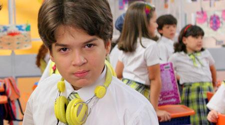 """Longe da TV desde """"Carrossel"""", Lucas Santos faz testes para nova novela"""
