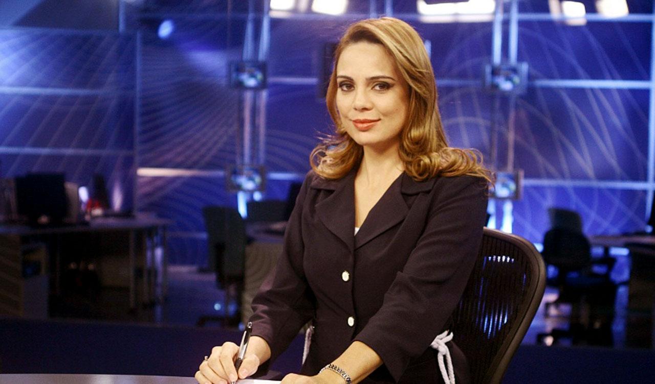 Rachel Sheherazade é queridinha do SBT - Bastidores da TV 42908bedf0