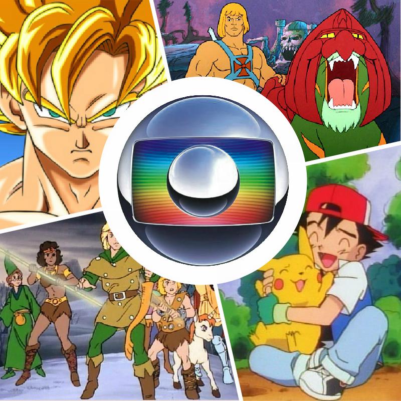 Coluna Globo Desenhos Que Marcaram Os Anos 90