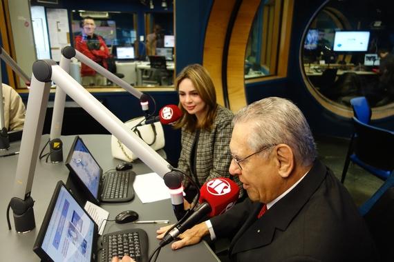Resultado de imagem para Jornal da Manhã - Rádio Jovem Pan -