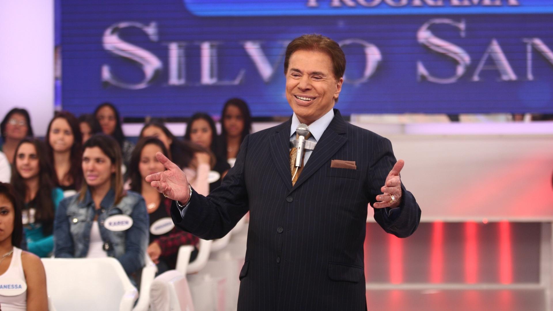 Audiência – Programa Silvio Santos – (23/07)