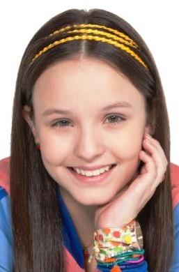 Filha de 11 anos de idade de Rebeca e irmã gêmea de Isabela, embora não  saiba da existência da irmã. Além da mãe, também vive ao lado da avó Nina e  da ... f823077beb